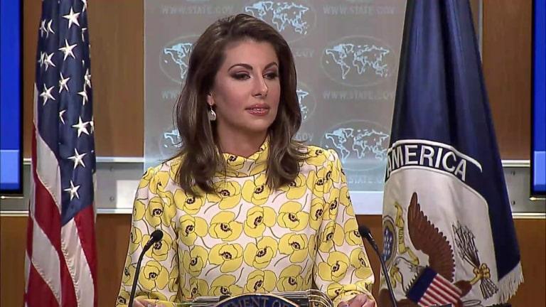 Bộ Ngoại giao Mỹ gọi chính quyền Trung Quốc là 'chế độ côn đồ' - ảnh 1