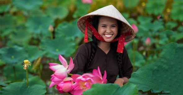 Phụ nữ Việt Nam thường hay được khen 'tảo tần', nhưng 'tảo' và 'tần' có nghĩa là gì?