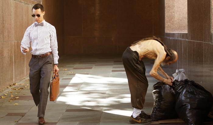 Trong cách hành xử giữa đàn ông thành đạt và không thành đạt thường có rất nhiều sự khác biệt