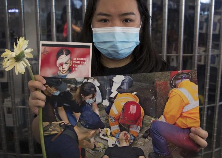 Tâm sự người trong cuộc: Nỗi lòng của những người con Hong Kong kiên quyết bảo vệ tự do