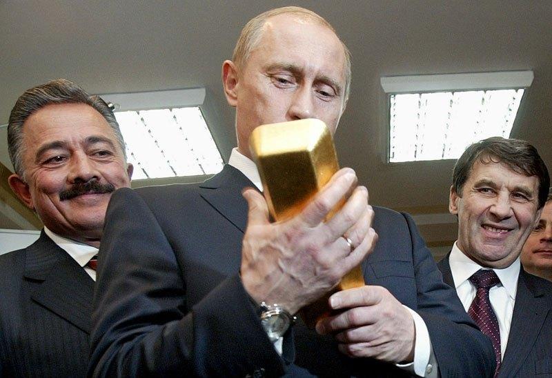 Có thể bạn chưa biết: Vladimir Putin là một trong những người giàu nhất thế giới?