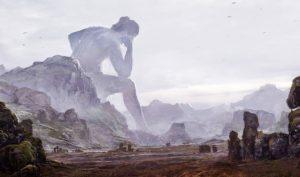 Khảo cổ học khai quật được ngày càng nhiều, đã chứng minh được sự tồn tại của người khổng lồ, không chỉ là truyện thần thoại. (Ảnh: Fotolia)