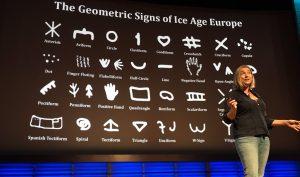 Phát hiện một loạt ký hiệu hình học được dùng trên khắp thế giới 40.000 năm trước