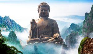 Phật không nơi nào không tồn tại: Tăng nhân bước ra từ bức tranh Phật