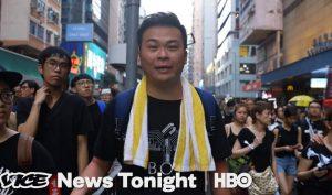 Hong Kong: Một cảnh sát rời bỏ sự nghiệp để đứng cùng hàng ngũ với những người biểu tình