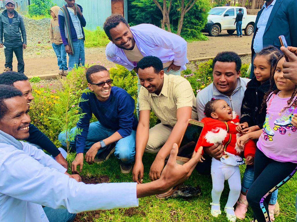 Hàng triệu người con Ethiopia đều được mời tham gia sự kiện lớn này