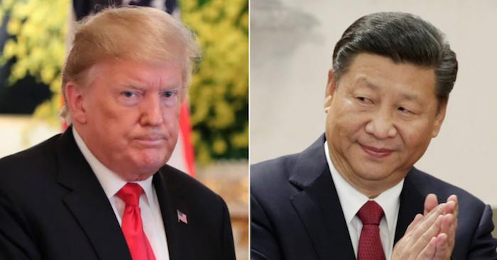 Tổng thống Trump: Sẽ đánh thuế Trung Quốc thêm 300 tỷ đô từ 1/9