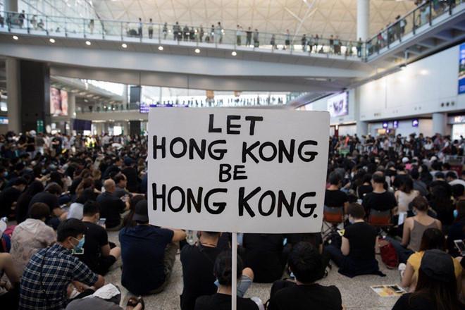 Tâm sự người trong cuộc: Nỗi lòng của những người con Hong Kong kiên quyết bảo vệ tự do - ảnh 2