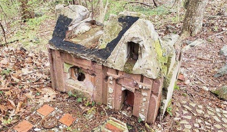 Bí ẩn ngôi làng tí hon bị 'ma ám' ở Connecticut - ảnh 1