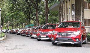 Vingroup hợp tác với FastGo tham gia thị trường xe công nghệ, cạnh tranh với Grab, Be, Mygo…