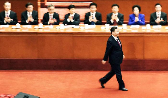 Cuộc chiến thương mại Trung-Mỹ gây ra cuộc khủng hoảng cầm quyền của Đảng Cộng sản Trung Quốc.