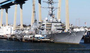 Trung Quốc nói đã 'trục xuất' tàu trục khu của Mỹ khỏi Hoàng Sa