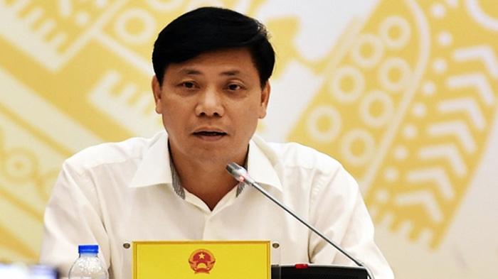 Thứ trưởng Bộ Giao thộng vận tải Nguyễn Ngọc Đông. (Ảnh qua thanhnien)