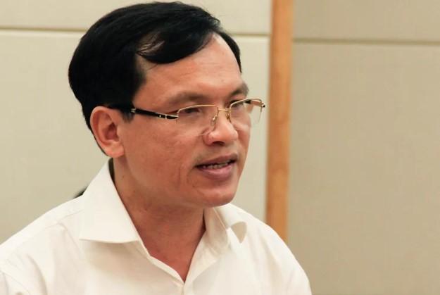 Ông Mai Văn Trinh - Cục trưởng Cục Quản lý chất lượng, Bộ GD&ĐT. (Ảnh qua vnexpress)