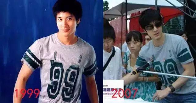 Chiếc áo thun mặc từ năm 1999 đến 2007 vẫn còn mặc.