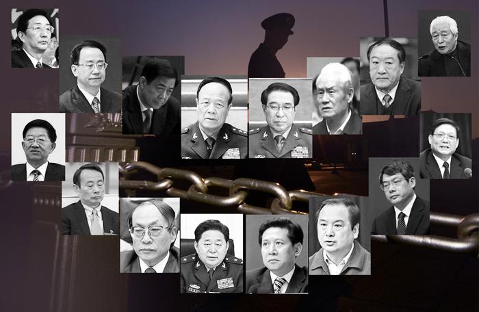 Các quan chức ĐCSTQ từ trên xuống dưới đều lạm quyền và vi phạm luật pháp nghiêm trọng, các vụ án oan sai của dân chúng lan tràn.