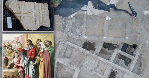 Tìm thấy Nhà thờ các Tông Đồ tại quê hương của môn đệ Chúa Jesus