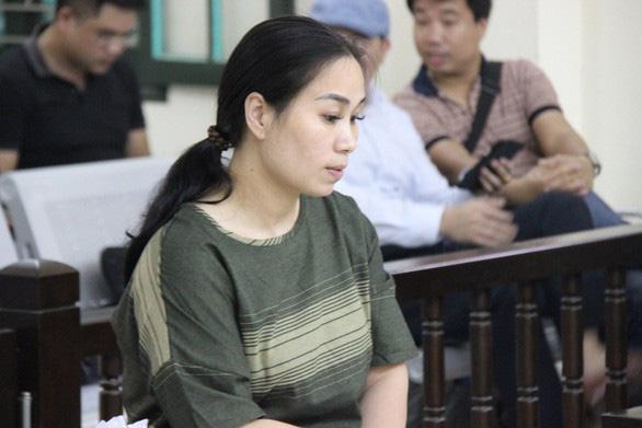 Bị can Nguyễn Thị Vân. (Ảnh qua tuoitre)