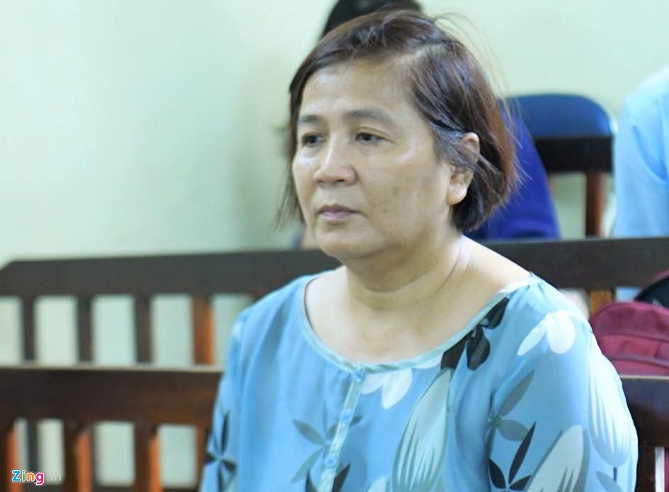 Bà Phan Thị Mỹ Hạnh. (Ảnh qua Zing)