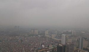 Không khí Hà Nội ô nhiễm nghiêm trọng nhiều ngày, người dân cần hạn chế ra đường