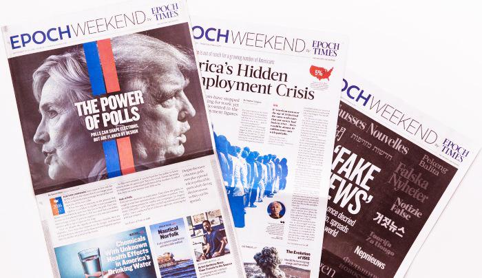 Truyền thông Epoch Times bao năm qua vẫn dũng cảm đưa tin sự thật, dẫn dắt dư luận, đặc biệt là tin tức về sự thật của ĐCSTQ,