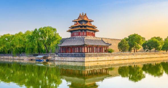 Kiến trúc Trung Hoa cổ: Hình ảnh thu nhỏ của vũ trụ