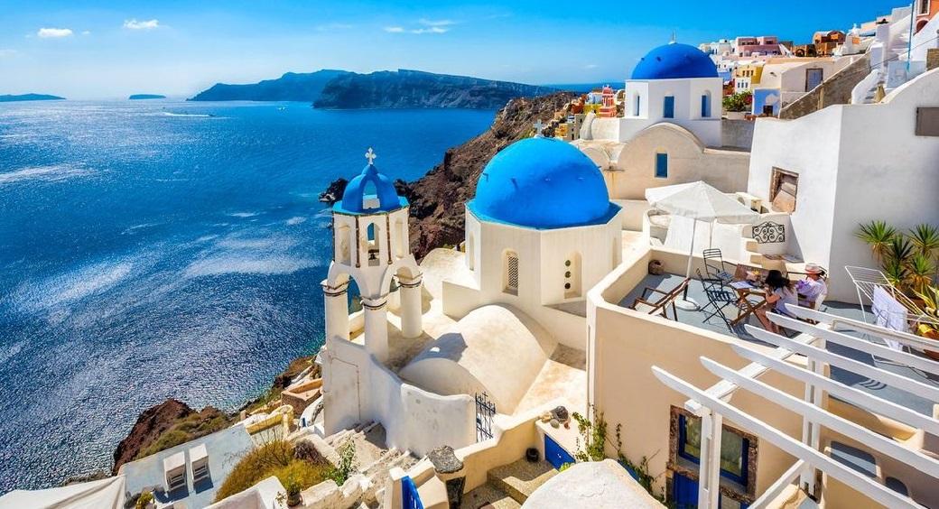 Hòn đảo thiên đường ở Hy Lạp
