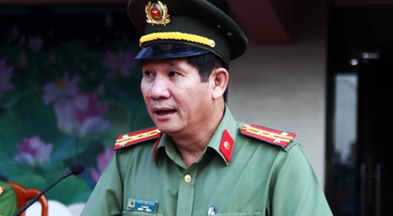 Ông Huỳnh Tiến Mạnh bị cách tất cả chức vụ trong Đảng. (Ảnh qua Zing)