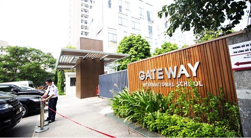 Trường Gateway. (Ảnh qua plo)