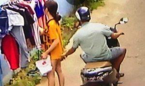 Phạt thanh niên sàm sỡ cô gái đứng phơi đồ ở Quảng Nam 200.000 đồng