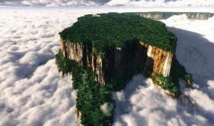 Khu vườn trên mây – Thế giới huyền bí ở Venezuela