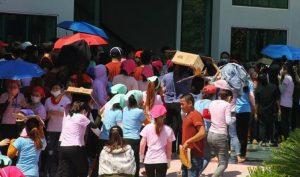 Phát hiện thức ăn có dòi bọ, 7.000 công nhân Quảng Nam đồng loạt nghỉ việc