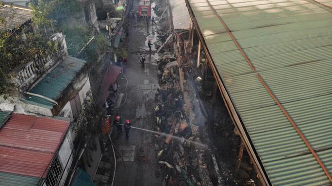 Công ty Rạng Đông bị cháy khiến hơn 15kg thủy ngân phát tán ra môi trường.