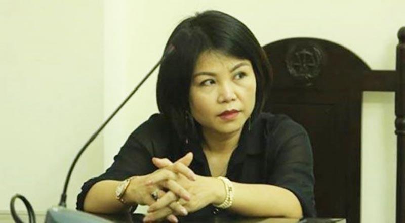Cơ quan CSĐT – Công an TP Hà Nội đã ra Quyết định khởi tố bị can Nguyễn Thị Vững.