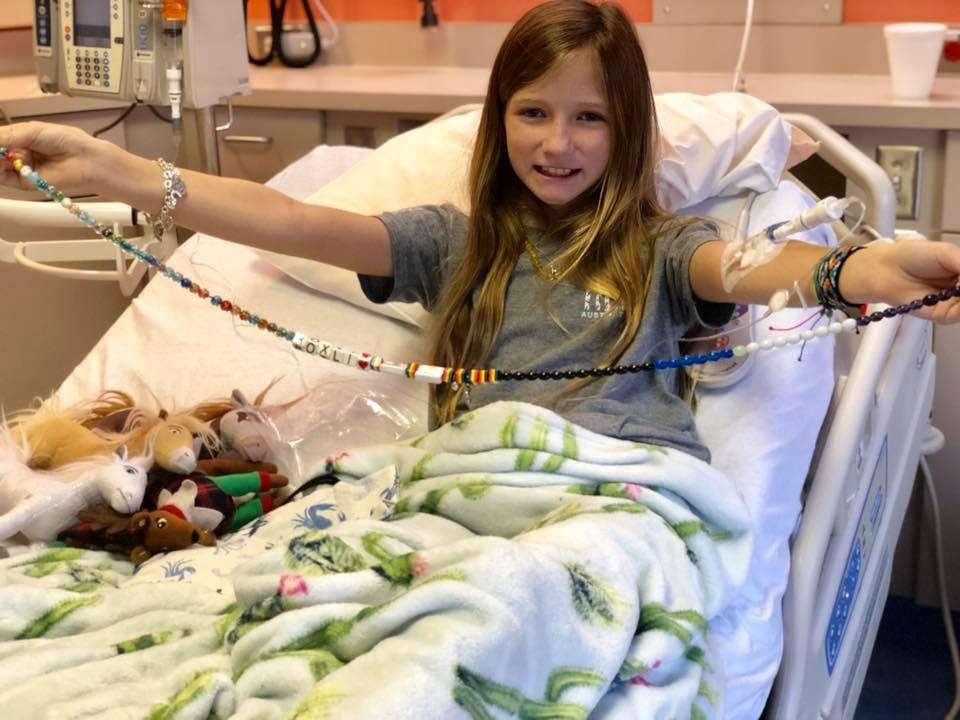 Nhờ phép màu của Chúa, khối u não trong đầu cô bé 11 tuổi đột nhiên biến mất