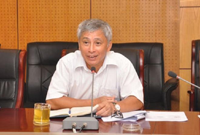 Ông Hoàng Dương Tùng - Chủ tịch Mạng lưới không khí sạch Việt Nam. (Ảnh qua 24h)