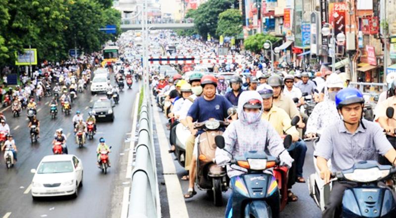 Hiểu đúng về quy định xe máy không được đi quá 40 km/h.