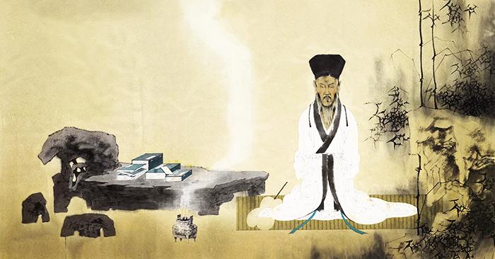 Vương Dương Minh, một trong những nhà triết học vĩ đại nhất trong lịch sử Trung Quốc. (Ảnh: Kknews)