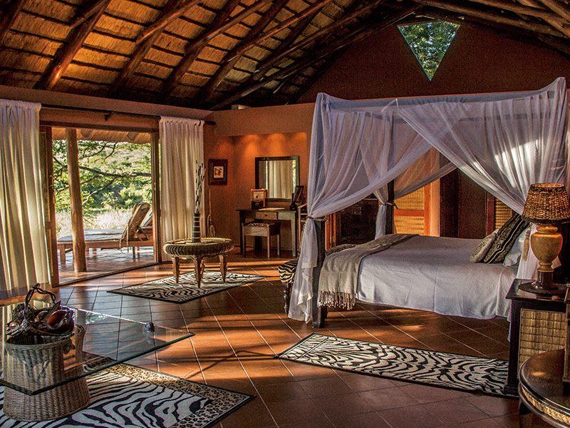 Căn nhà gỗ nhỏ (Safari Lodge).