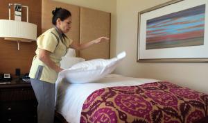 10 điều lao công khách sạn muốn nói với bạn nhưng không thể