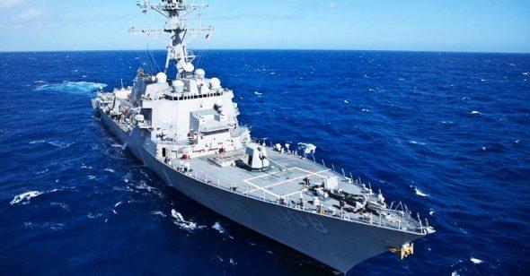 Hoa Kỳ cho tàu chiến áp sát Hoàng Sa, thách thức Trung Quốc
