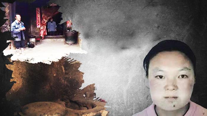 Dương Cải Lan, 28 tuổi đã tự tay giết chết 4 đứa con của mình rồi tự sát vì quá nghèo đói.