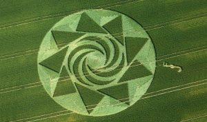Những vòng tròn bí ẩn trên đồng ruộng có thể tạo ra năng lượng vĩnh cửu?