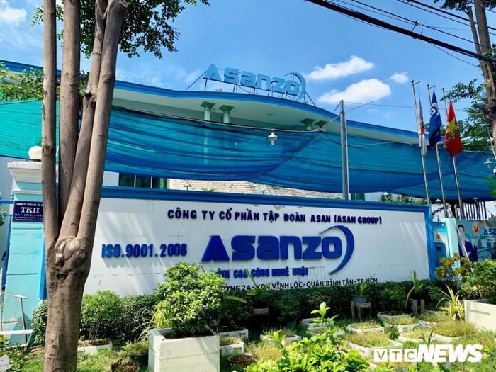 Vụ Asanzo: 14 công ty bỏ trốn, 4 công ty không tồn tại