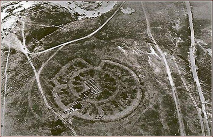 """Trong tiếng Nga, Arkaim có nghĩa là """"Trời Đất"""", tượng trưng cho nơi thần linh gặp gỡ con người,"""