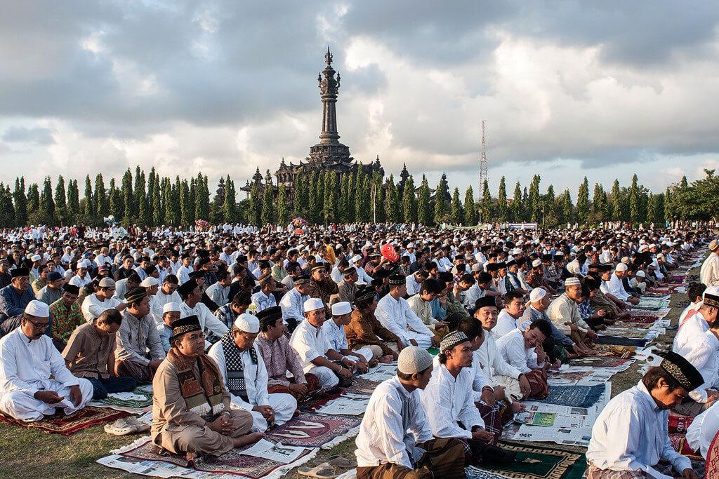 Dubai vào dịp lễ Ramadan