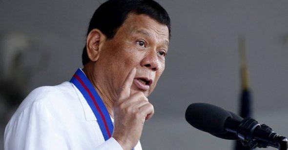 Tổng thống Philippines cho phép dân bắn quan chức ăn hối lộ, hứa không kết tội