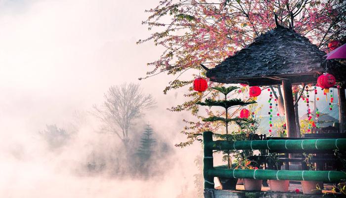 Thiên đường hay địa ngục đôi khi cũng chỉ là do cách nghĩ, hạnh phúc hay đau khổ cách biệt đôi khi cũng chỉ là một bước chân.