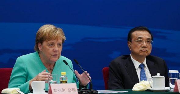 Thủ Tướng Angela Merkel: Đức cần đối thoại với Trung Quốc về vấn đề nhân quyền