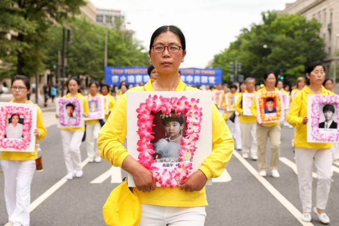 Pháp Luân Công bị chính quyền ĐCSTQ đàn áp từ năm 1999, vẫn luôn là chủ đề nhạy cảm đối với chính quyền Trung Quốc.